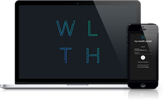 WLTH on Desktop or Smartphone